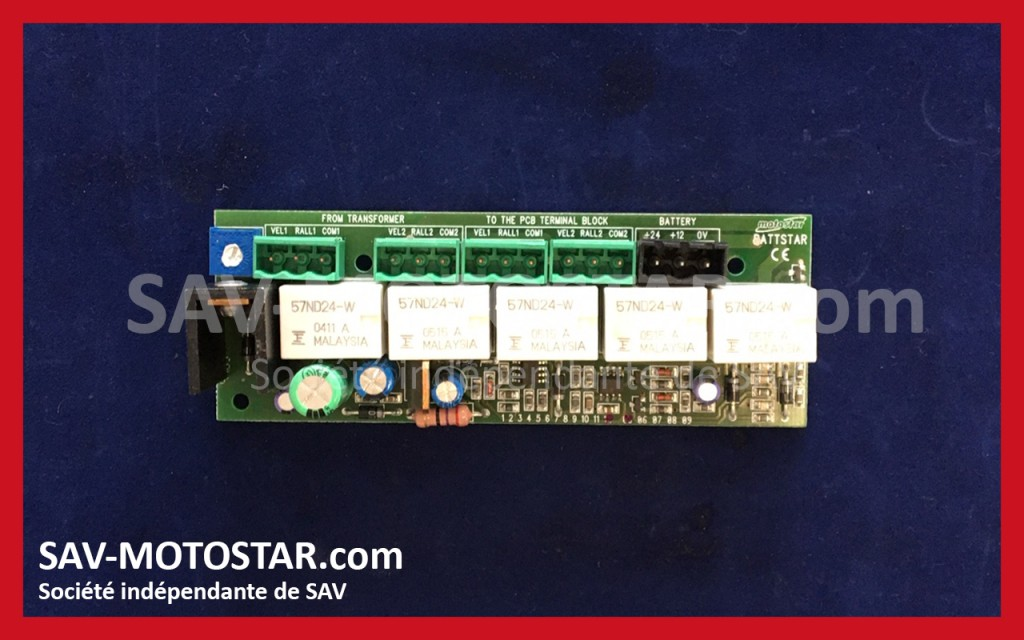Carte BATTSTAR