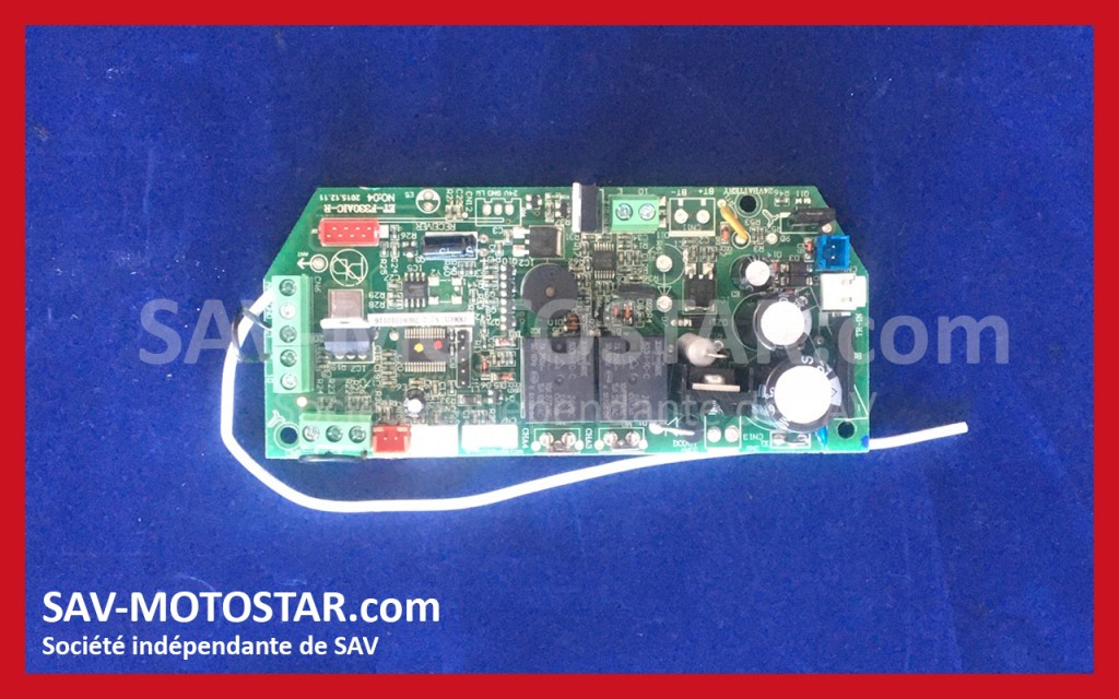 Carte V6000 NEW DOMUSTAR
