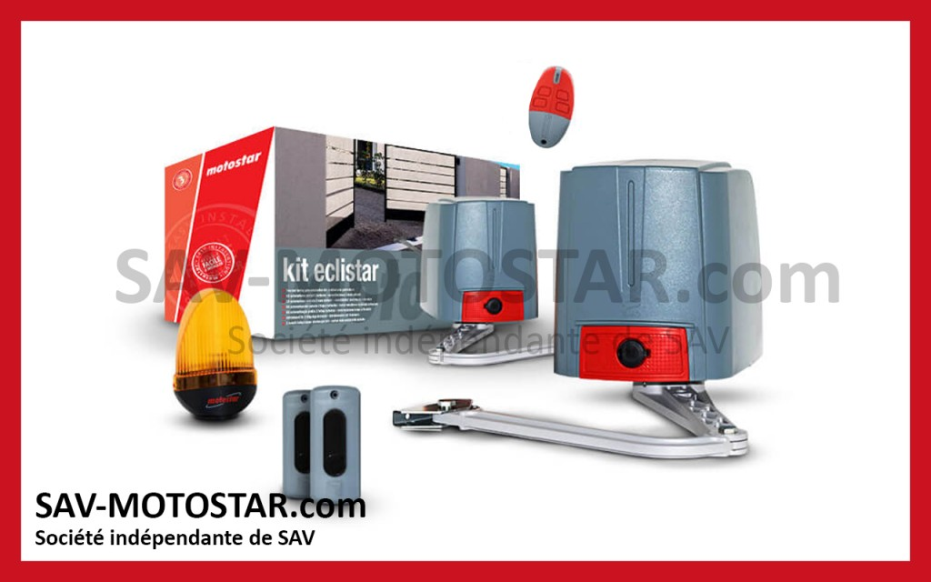 Kit New Eclistar complet