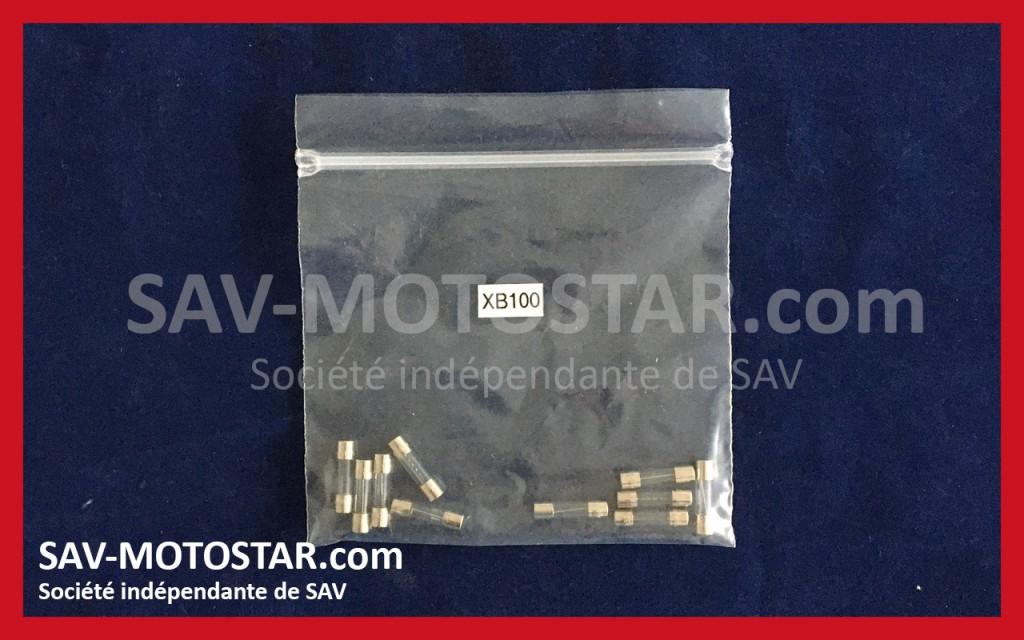 Carte MOTOSTAR modèle XT100 Domustar